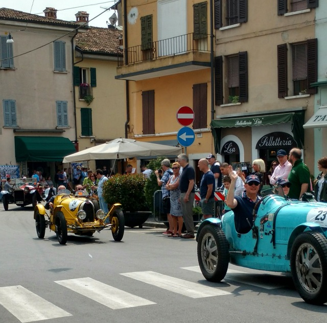 Rulers of the Road Mille Miglia feature Photo by Paula Sweet Stanley