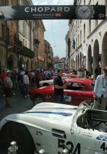 Rulers  of the Road Mille Miglia