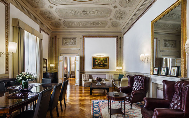 Official photo by Baglioni Hotels