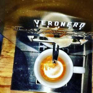 Espresso machine photo by https://www.instagram.com/buona.forchetta/