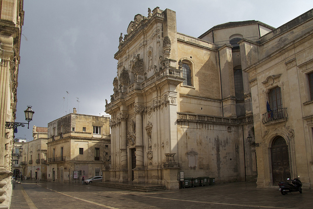 Lecce - Photo by 1000zen https://www.flickr.com/photos/1000zen/