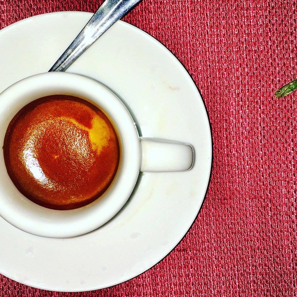 Espresso Photo by https://www.instagram.com/buona.forchetta/