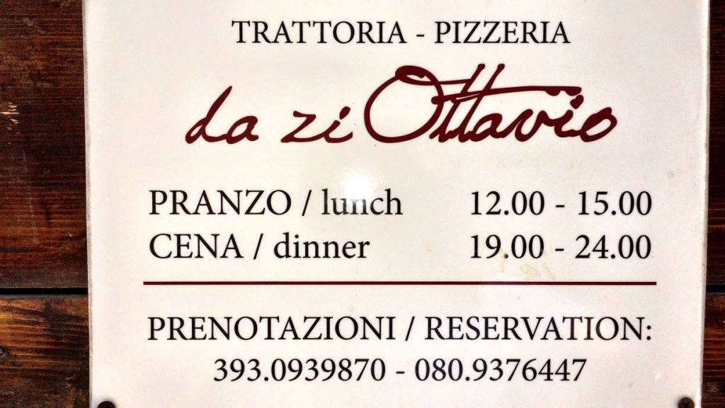 Zio Ottavio restaurant Photo by https://www.instagram.com/buona.forchetta/
