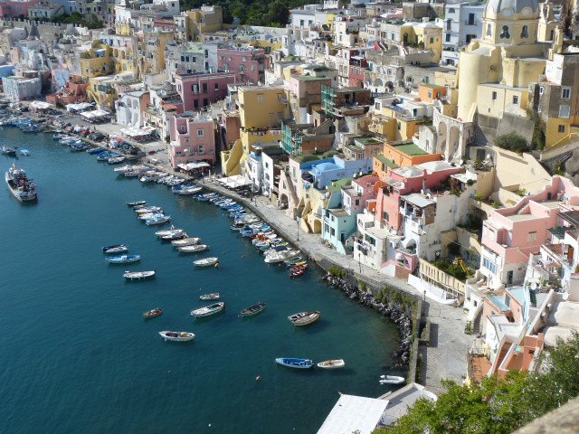 Procida-Photo by Karen Henderson