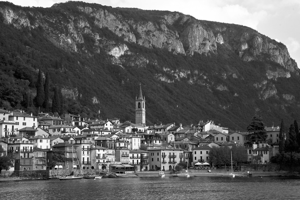 Varenna, Lake Como Photo by Michael David