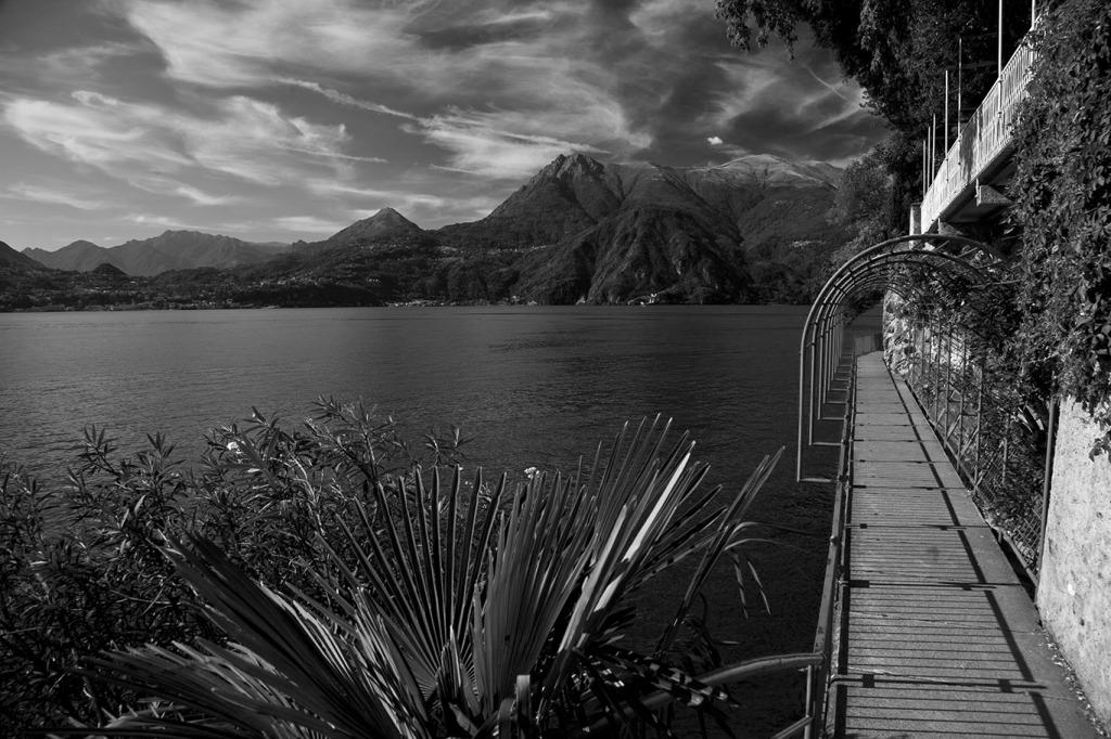 Lake Como Photo by Michael David