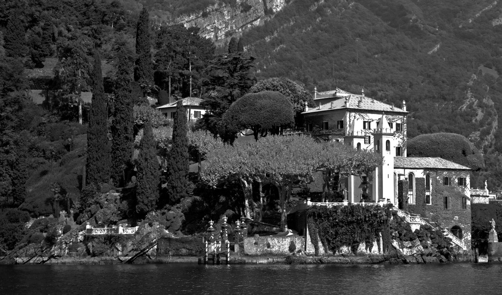 Villa Balbianello Photo by Michael David