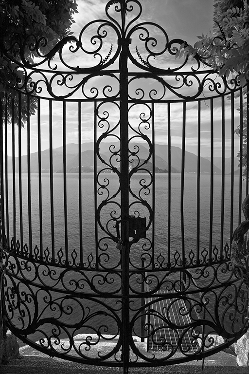 Iron Gates Lake Como Photo by Michael David