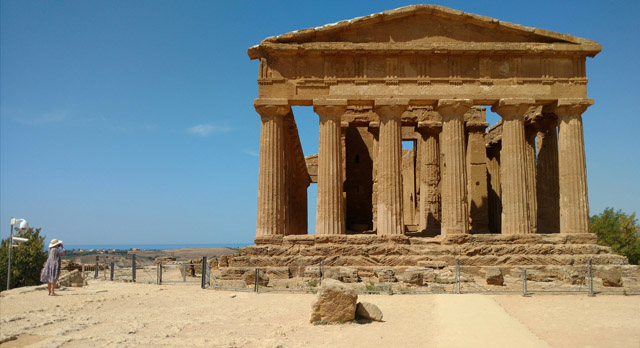 Agrigento Photo by Paula Sweet