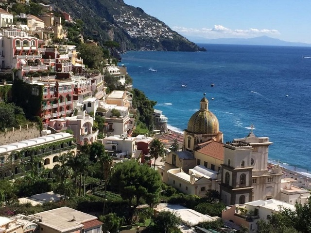 Positano-by-Margie-Miklas