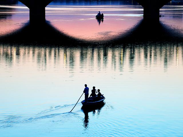 Tour in barca sull'Arno